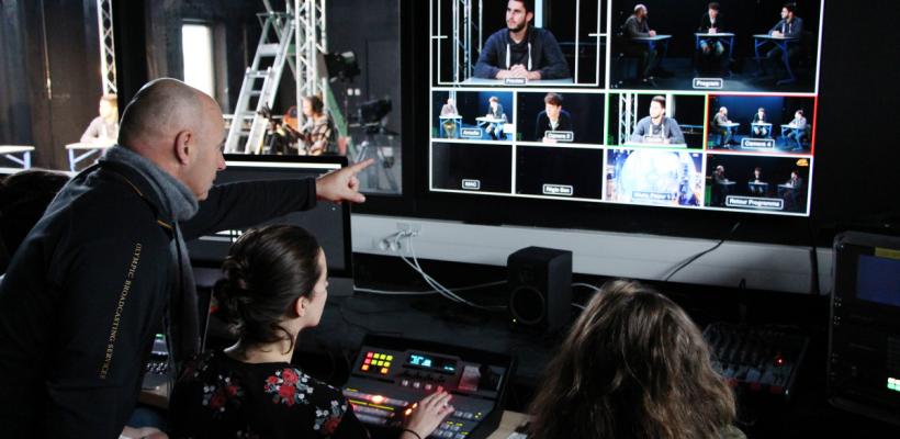 Technicien en audiovisuel : option éclairage